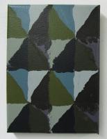 R4 - 2009 - acrylique sur toile