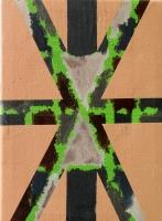 R4 - 2010 - acrylique sur toile