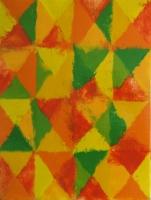 R4 - 2011 - laque synthétique sur toile